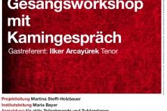 Gesangsworkshop mit Kamingespräch3