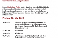 Gesangsworkshop mit Kamingespräch4