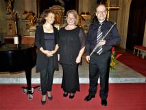 Flöte, Tasten und Gesang4