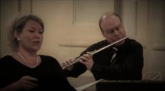 Flöte, Tasten und Gesang6