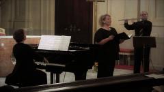 Flöte, Tasten und Gesang3
