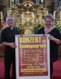 Pfarrer Boguslaw Jackowski, Martina Steffl