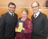 Silbernes Ehrenzeichen Martina Steffl-Holzbauer 4
