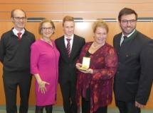 Silbernes Ehrenzeichen Martina Steffl-Holzbauer 6