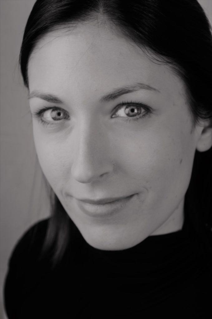 Portrait Barbara Zidar