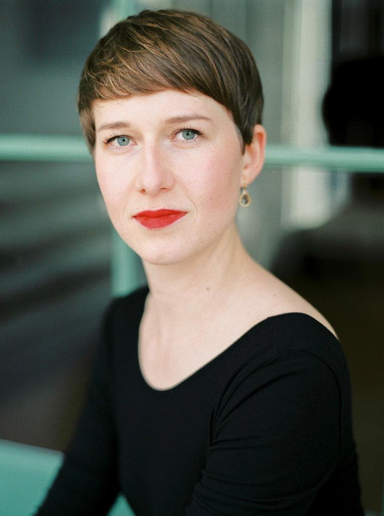 Portrait von Magdalena Schödl